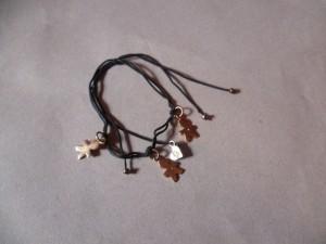 photo d'un bracelet avant modification en bracelet