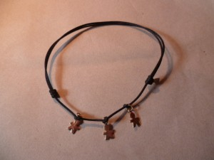 photo modification d'un bracelet en collier