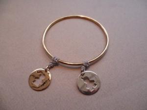 photo d'un bracelet modifié